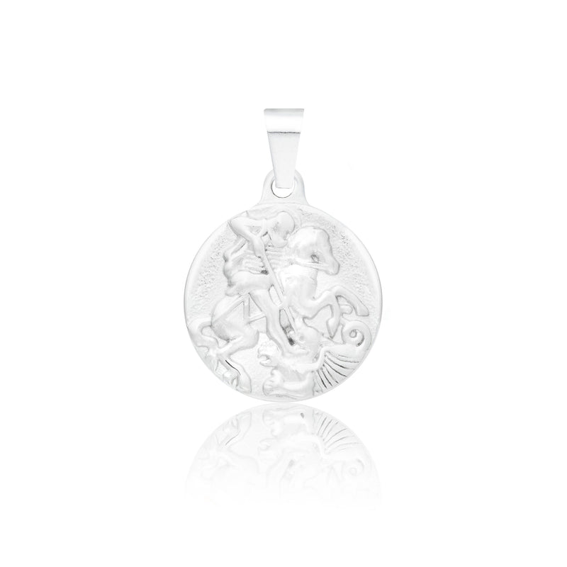 Pendant - Silver pendant Midnight City Jewellery St George