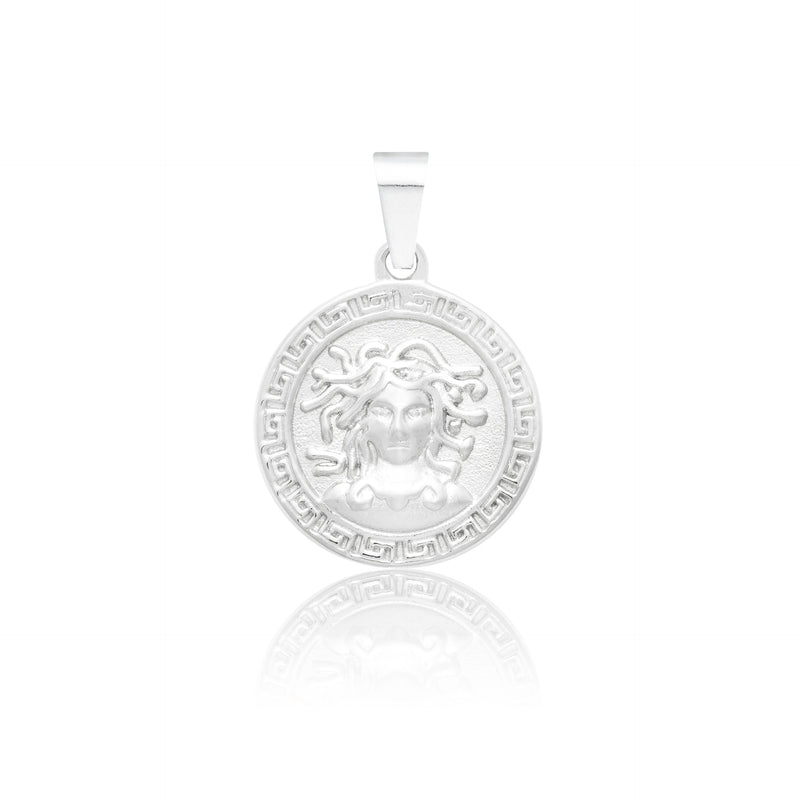 Pendant - Silver pendant Midnight City Jewellery Medusa