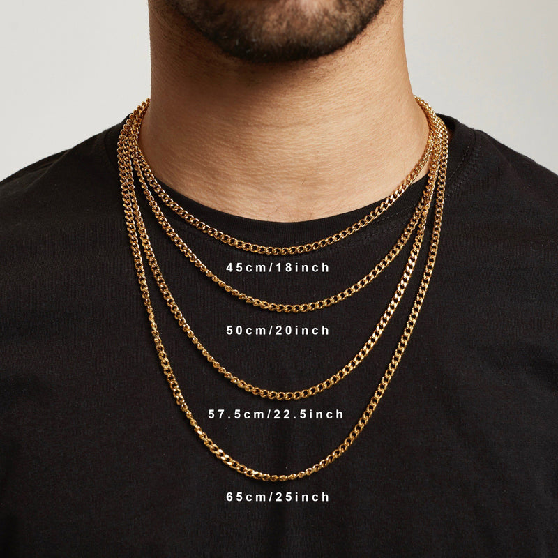 Chain - Gold chain Midnight City Jewellery