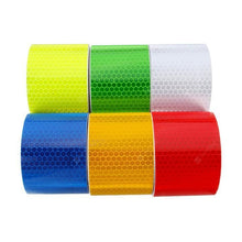 Load image into Gallery viewer, 🔥Car Safety Reflective Sticker PVC Warning 3m Tape