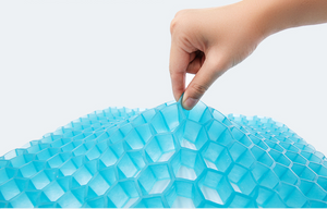 Gel cushion ice pad