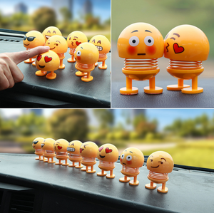 Cute Emotion Car decoration