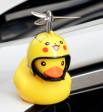 Load image into Gallery viewer, Broken wind yellow duck bell