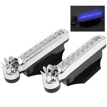 Load image into Gallery viewer, Wind Powered Car Decorative 8-LED Light(1 pair)