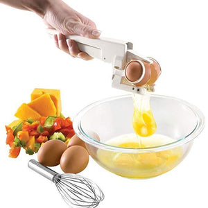 Egg Cracker & Yolk Separator