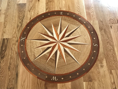 White Oak and Compass