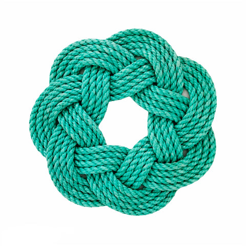 Sea Foam Green Wreath - 12""