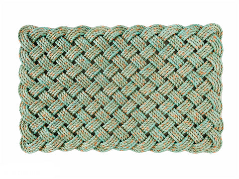Sea Shell Rope Mat