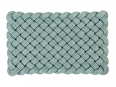 Sea Mist Rope Mat