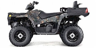 Polaris Sportsman 500 X2