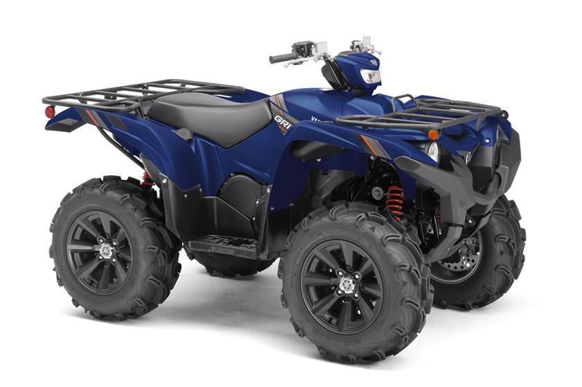 Yamaha Grizzly 660
