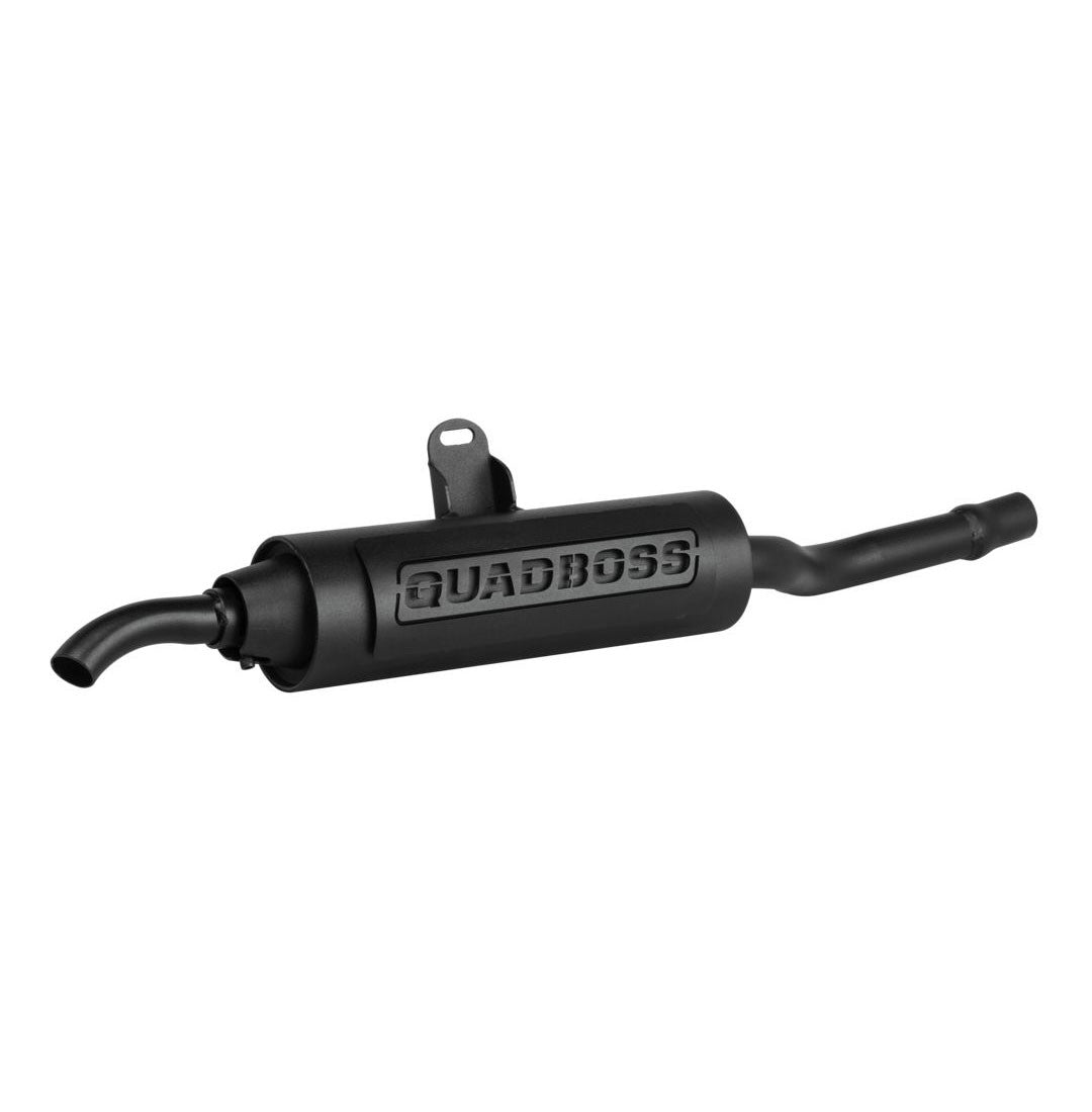 Quadboss Slip On Muffler Yamaha Bigbear / Kodiak
