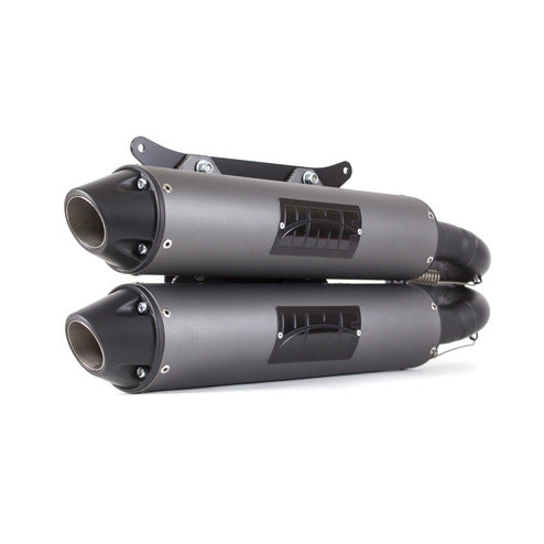 HMF Performance Exhaust Blackout