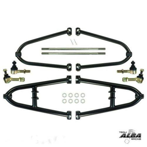 Alba Racing Standard Extended A Arms