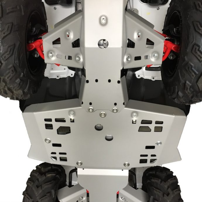 Skidplate & CV Guard Kit HK42110-1