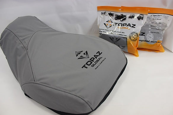 Topaz Heavy Duty Canvas Seat Cover