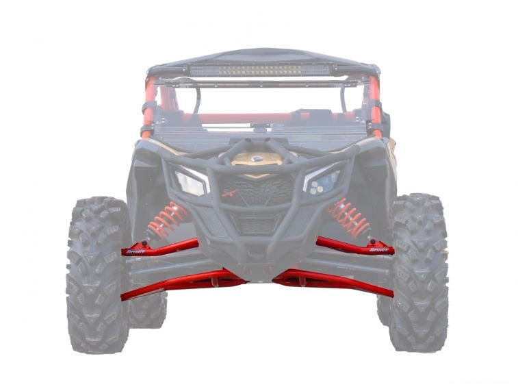 High Clearance Front A-Arms CanAm Maverick X3 XRS
