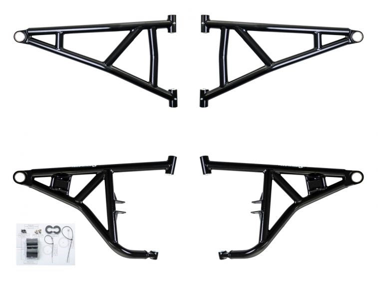 High Clearance Front A-Arms Polaris RZR Turbo
