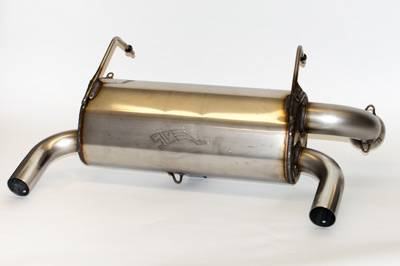 SLP Performance Muffler Polaris RZR XP 1000