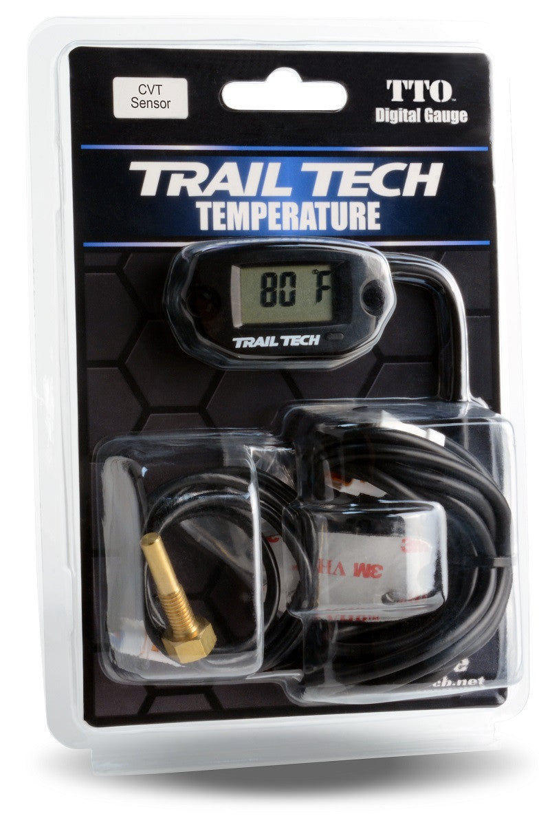 Trail Tech Drive Belt Digital Temperature Gauge