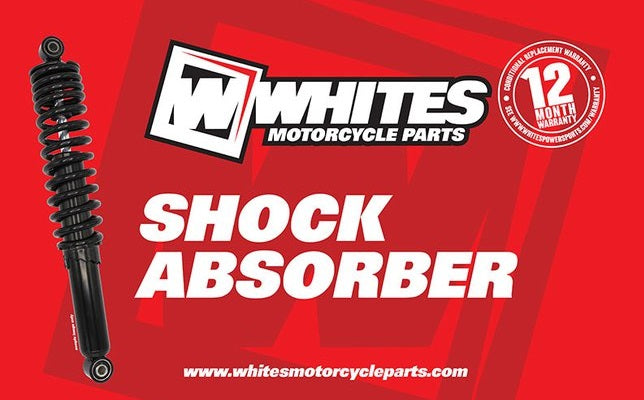 Whites Powersports Shock Absorber WPSA012