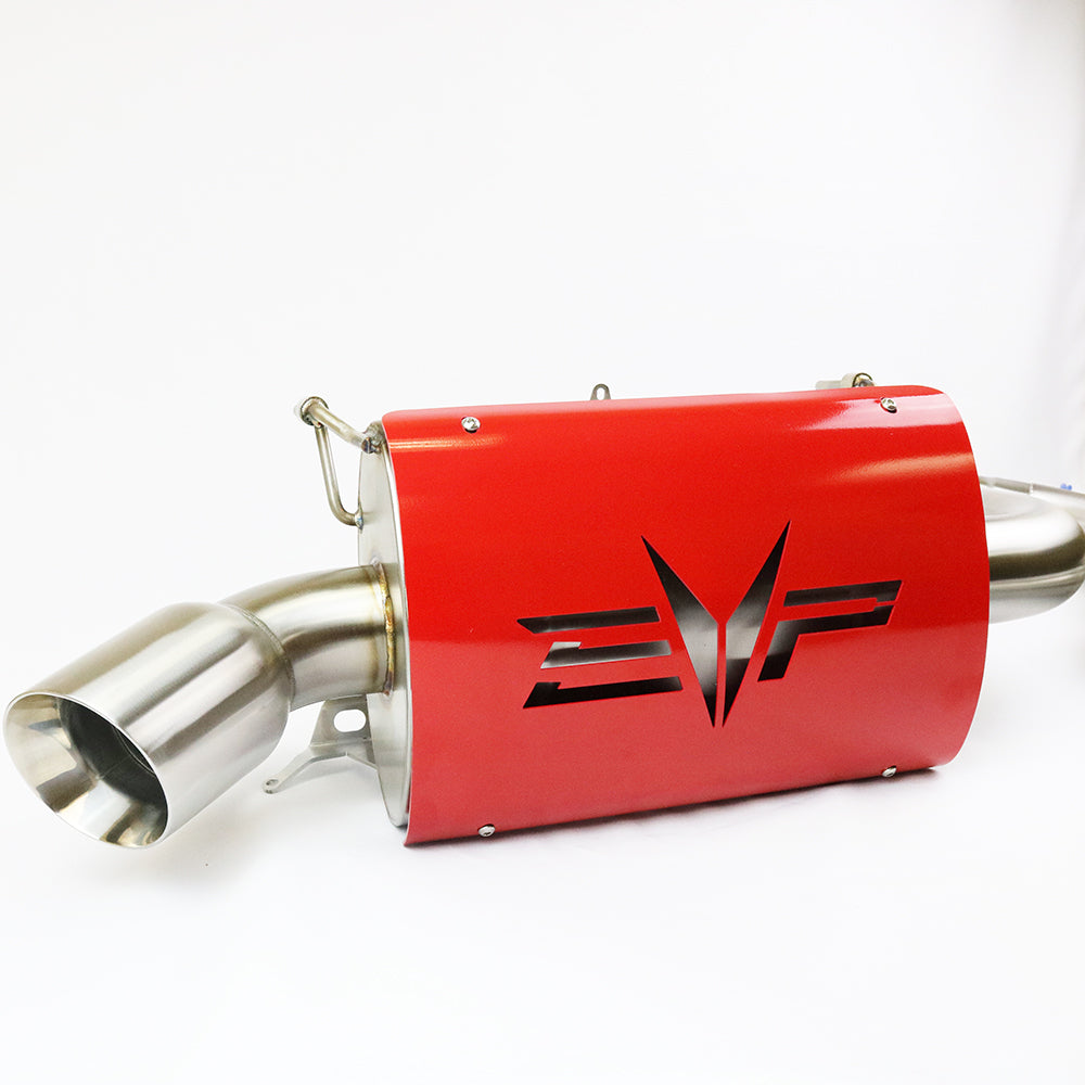 Evolution Powersports Magnum Exhaust Polaris RZR XP Turbo / Turbo S