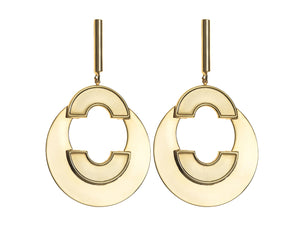 Deluxe Badu Earrings