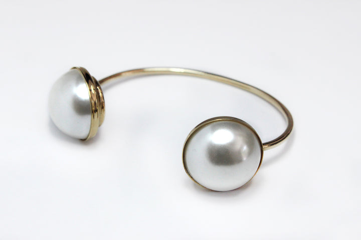 Pearl Adjustable Bracelet