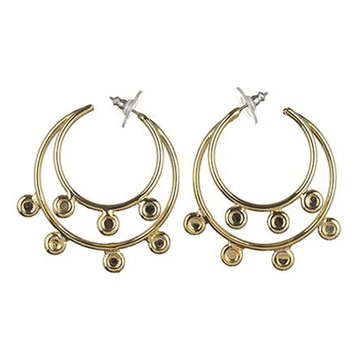 double-multiple-circles-ring-earrings