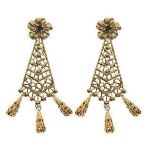 flower-triangular-filigran-earrings
