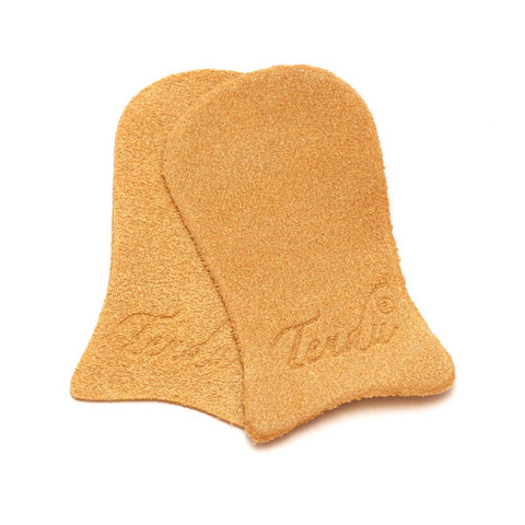 Tendu Large Pointe Shoe Tips - Suede (pair)