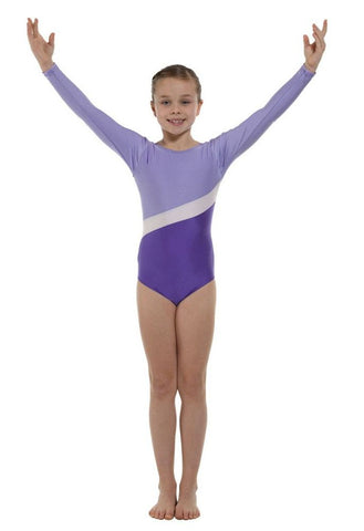Long sleeved Lycra Gym Leotard