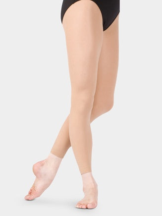 Ultra Shimmery Footless Tights