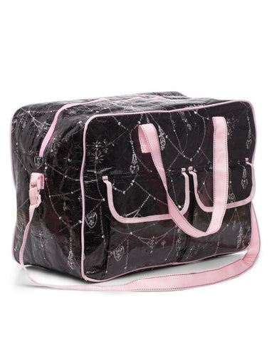 Chain reaction weekender bag S315