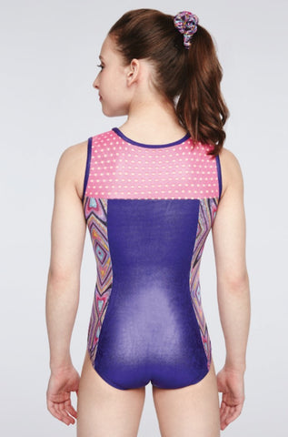 Dive roll leotard S216
