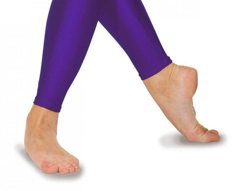 Nylon/Lycra Footless Tights