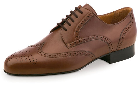 28023 Cognac Men's Ballroom Shoe