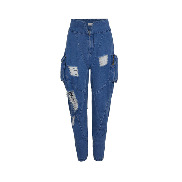 LILLY DENIM PANTS