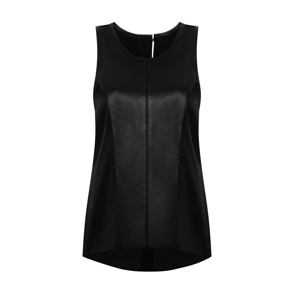 SOFIA SLEEVELESS BLOUSE