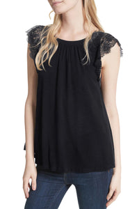 Black Lovin' On You Reversible Top