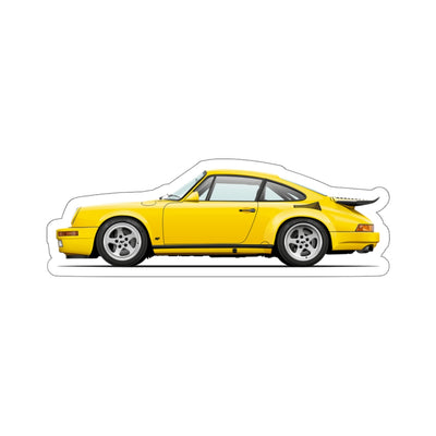 Yellowbird Sticker