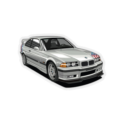 E36-LTW Sticker