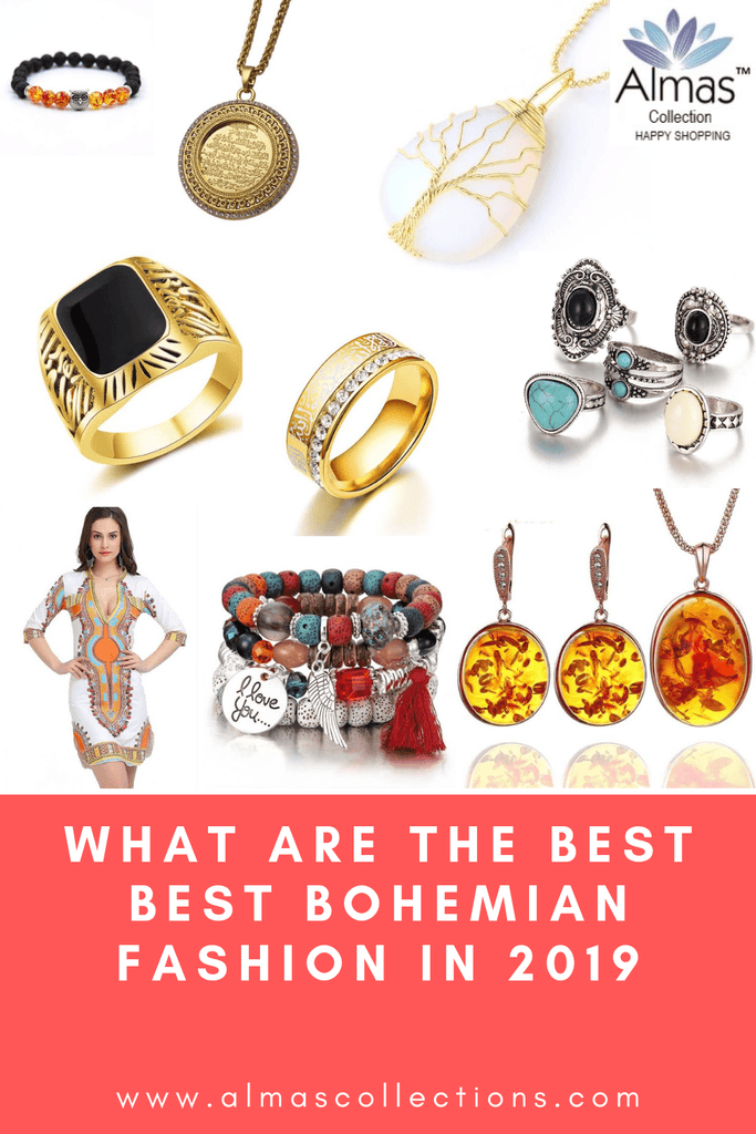 Best Bohemian Jewelry in 2019