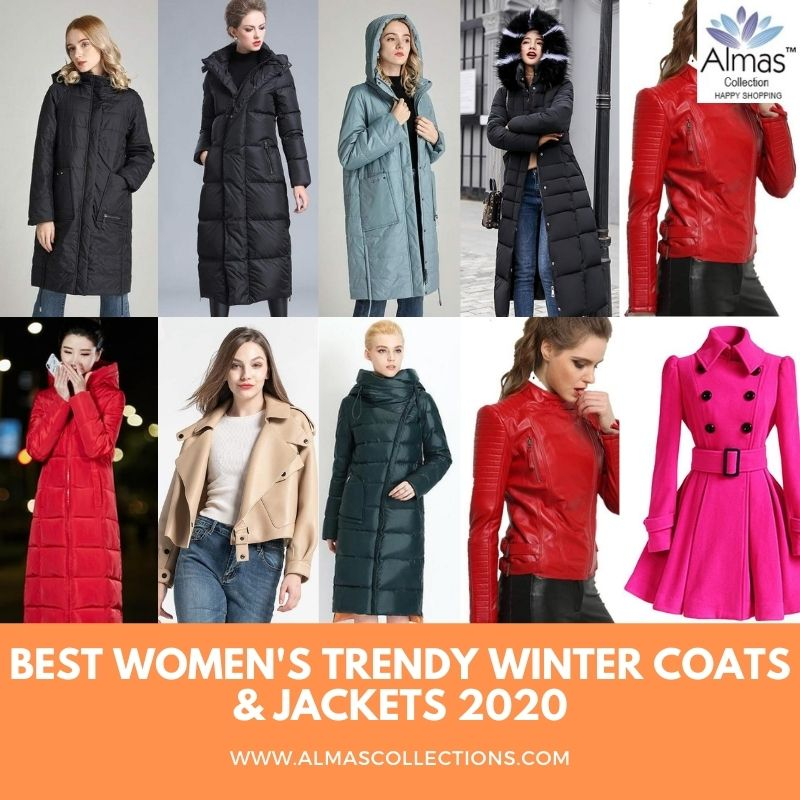 Best Women's Trendy Winter Coats & Jackets 2020