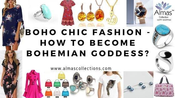 BOHO Chic Fashion - How to Become bohemian Goddess?