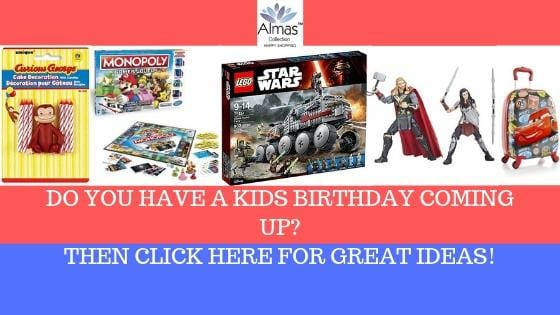Kids Cartoon Theme Party Supplies and Branded Toys