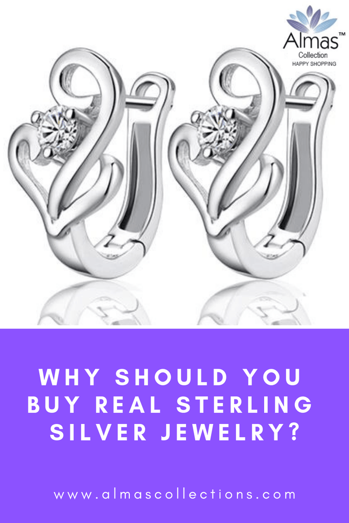 Why Should you Buy Real Sterling Silver jewelry 2019?