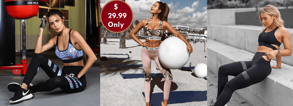 2019 Best Sports Wear For Girls - Almas Collections