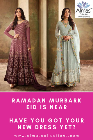 Buy Eid Suits Online 2019 by Almas Collections