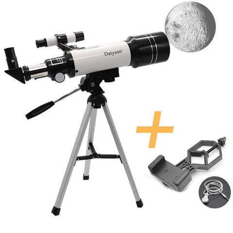 New HD Astronomical Telescope with Tripod from Almas Collections